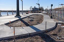 Boathouse at Canal Dock Phase II | State Project #92-570/92-674 Construction Progress Photo Documentation No. 19 on 8 February 2018. Image No. 02