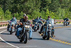 75th Annual Sturgis Black Hills Motorcycle Rally.  SD, USA.  August 3, 2015.  Photography ©2015 Michael Lichter.