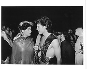 Hugh Grant at the Piers gaveston drinks party, 1980, Rhodes House, Oxford<br />© Copyright Photograph by Dafydd Jones 66 Stockwell Park Rd. London SW9 0DA Tel 020 7733 0108 www.dafjones.com