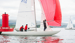 Day1, GBR 1175, Etchells, Hero, RGYC<br /> <br /> The Scottish Series, hosted by the Clyde Cruising Club is an annual series of races for sailing yachts held each spring. Normally held in Loch Fyne the event moved to three Clyde locations due to current restrictions. <br /> <br /> Light winds did not deter the racing taking place at East Patch, Inverkip and off Largs over the bank holiday weekend 28-30 May. <br /> <br /> Image Credit : Marc Turner / CCC