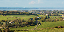 Western side of Isle of Wight, England, UK. 14/05/14 Photo by Andrew Tallon