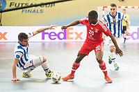 Benfica's Re during UEFA Futsal Cup 2015/2016 3º/4º place match. April 22,2016. (ALTERPHOTOS/Acero)