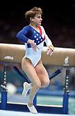 OLYMPICS A LOOK BACK: Gymnastics