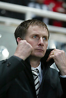 Photo: Andrew Unwin.<br />Newcastle United v Southampton. The FA Cup. 18/02/2006.<br />Newcastle's caretaker-manager, Glenn Roeder.