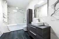 Bathroom at 189 Edgecombe Avenue