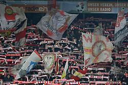 18.12.2015, Stadion An der Alten Foersterei, Berlin, GER, 2. FBL, 1. FC Union Berlin vs SV 1916 Sandhausen, 19. Runde, im Bild Vorfreude auf das letzte Heimspiel vor der Winterpause, // during the 2nd German Bundesliga 19th round match between 1. FC Union Berlin and SV 1916 Sandhausen at the Stadion An der Alten Foersterei in Berlin, Germany on 2015/12/18. EXPA Pictures © 2015, PhotoCredit: EXPA/ Eibner-Pressefoto/ Hundt<br /> <br /> *****ATTENTION - OUT of GER*****