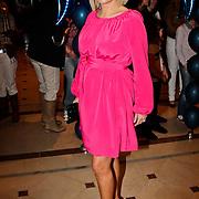NLD/Noordwijk/20100502 - Gerard Joling 50ste verjaardag, zwangere Gallyon van Vessem
