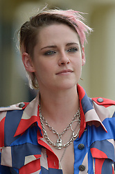 File photo dated September 13, 2019 of Kristen Stewart attending a photocall in her honor during the 45th Deauville American Film Festival in Deauville, France. Twilight actress Kristen Stewart will play Princess Diana in a new film about the late princess's break-up from Prince Charles, according to reports. Stewart will star in Spencer, set in the early 1990s, which will be scripted by Peaky Blinders creator Steven Knight, Hollywood news sites say. Photo by Julien Reynaud/APS-Medias/ABACAPRESS.COM