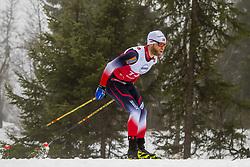 November 16, 2018 - BeitostØLen, NORWAY - 181116 Martin Johnsrud Sundby of Norway competes in the men's 15km classic technique interval start during Beitosprinten 2018 on November 16, 2018 in Beitostølen..Photo: Vegard Wivestad Grøtt / BILDBYRÃ…N / kod VG / 170248 (Credit Image: © Vegard Wivestad GrØTt/Bildbyran via ZUMA Press)