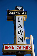 Pawn Shop from the History Channel show Pawn Stars, Las Vegas, Nevada.