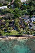 Gold Coast, Diamond Head, Honolulu, Oahu, Hawaii