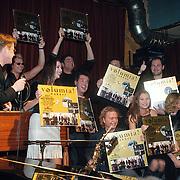 Boek en Gouden CD presentatie Volumia,