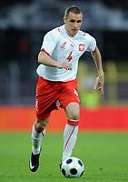Fotball<br /> Polen v Makedonia<br /> Foto: Witters/Digitalsport<br /> NORWAY ONLY<br /> <br /> 26.05.2008<br /> <br /> Pawel Golanski<br /> Fussball Polen