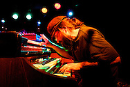 Soule Monde performs at Nectar's on Saturday night November 17, 2012 in Burlington, Vermont. Soule Monde is Ray Paczkowski on the keys and Russ Lawton on Drums.