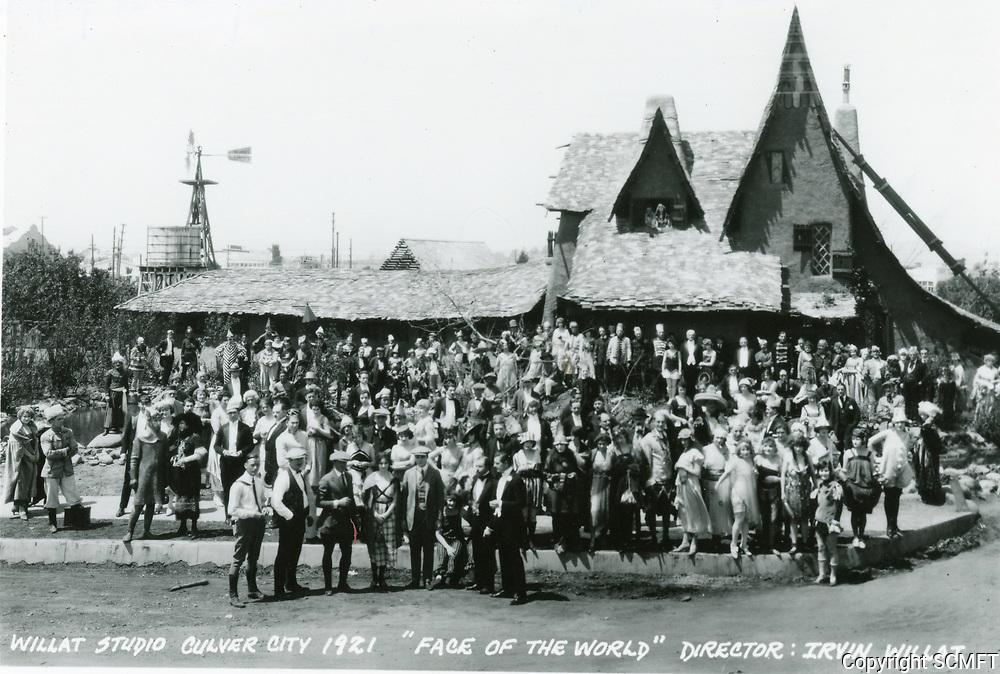 1921 Willat Studios in Culver City, CA
