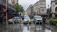 Leicester sq london evacuated!