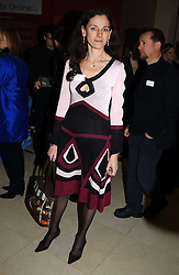 Food writer TAMSIN DAY-LEWIS at a the Orion Publishing Group Author Party and a private view of the 'Turner Whistler Monet' exhibition at Tate Britain, Atterbury Street, London SW1 on 23rd February 2005.<br /><br />NON EXCLUSIVE - WORLD RIGHTS