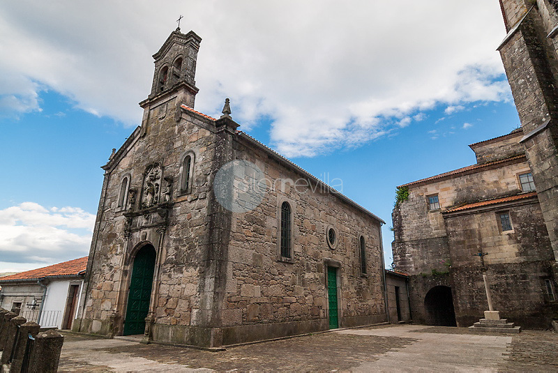 Capilla de la Misericordia en Tuy. Pontevedra. Galicia. España. Europa ©Country Sessions / PILAR REVILLA