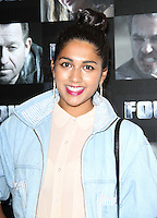 Meryl Fernandes Four UK Premiere, Empire Cinema, Leicester Square, London, UK. 10 October 2011. Contact: Rich@Piqtured.com +44(0)7941 079620 (Picture by Richard Goldschmidt)