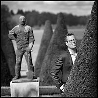 Nederland, De Bilt , 28 april 2015.<br /> Vincent Sieben,  Marketeer Grontmij Nederland   Voorzitter NIMA Young Professionals   Marketing Talent of the Year...<br /> Foto:Jean-Pierre Jans