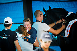 Gal Edward, NED, Glock's Zonik<br /> World Equestrian Games - Tryon 2018<br /> © Hippo Foto - Sharon Vandeput<br /> 15/09/2018