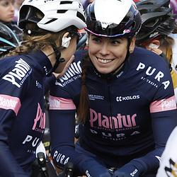 25-03-2021: Wielrennen: Classic Brugge - De Panne Women: De Panne<br />Plantur-Pura Julie de Wlde