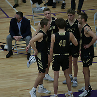 Men's Basketball: Crown College (Minnesota) Storm vs. Nebraska Wesleyan University Prairie Wolves