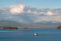 Tugboat Fidalgo Bay Washington