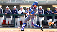 CARY, NC - MARCH 04: UMass Lowell's Colby Maiola. The University of Massachusetts Lowell River Hawks played the University of Notre Dame Fighting Irish on March 4, 2017, at USA Baseball NTC Stadium Field in Cary, NC in a Division I College Baseball game, and part of the Irish Classic tournament. UMass Lowell won the game 8-0.