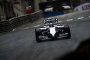 May 22, 2014: Monaco Grand Prix: Valtteri Bottas (FIN), Williams-Mercedes