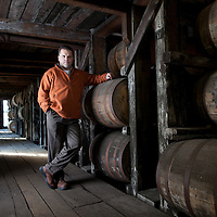 Harlan Wheatley, Master Distiller of Buffalo Trace