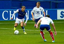 Almen Abdi of Sheffield Wednesday runs with the ball - Mandatory by-line: Robbie Stephenson/JMP - 08/08/2017 - FOOTBALL - Hillsborough - Sheffield, England - Sheffield Wednesday v Chesterfield - Carabao Cup