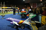 general scenes. Guinness Pro14 rugby match, Cardiff Blues v Dragons at the Cardiff Arms Park in Cardiff, South Wales on Friday 6th October 2017.<br /> pic by Andrew Orchard, Andrew Orchard sports photography.