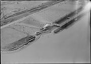 "Ackroyd 08838-13. ""Aerials. Waterways terminal. Crown Zellerbach. Feburary 12, 1959"""
