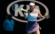 Garbine Muguruza of Spain in action during her quarter final match at the 2020 Australian Open, WTA Grand Slam tennis tournament on January 29, 2020 at Melbourne Park in Melbourne, Australia - Photo Rob Prange / Spain ProSportsImages / DPPI / ProSportsImages / DPPI