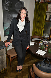 AMY MOLYNEAUX at a party to celebrate the launch of Sackville's Bar & Grill, 8a Sackville Street, London on 15th July 2015.