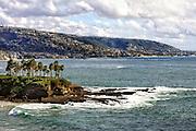 Off The Coast Of Laguna Beach
