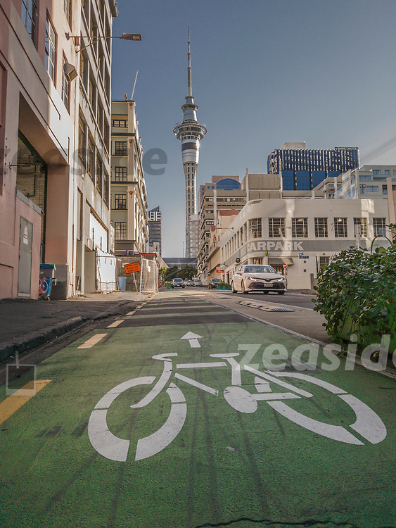 … in Auckland Downtown isn´t for the faint-hearted.