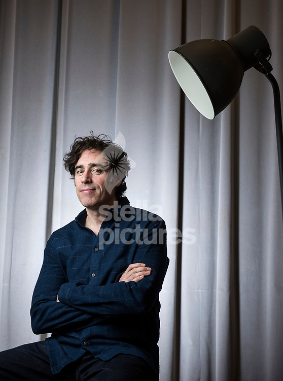 English actor, Stephen Mangan, pictured in a central London rehearsal space.<br /> Picture by Daniel Hambury/Stella Pictures Ltd 07813022858<br /> 12/12/2017
