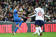 Italy defender Mattia De Sciglio (2) during the Friendly match between England and Italy at Wembley Stadium, London, England on 27 March 2018. Picture by Toyin Oshodi.