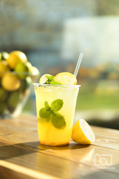 Lemonade from The Press located in Springfield, MO.