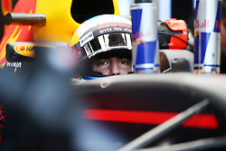 June 23, 2017 - Baku, Azerbaijan - Motorsports: FIA Formula One World Championship 2017, Grand Prix of Europe, ..#3 Daniel Ricciardo (AUS, Red Bull Racing) (Credit Image: © Hoch Zwei via ZUMA Wire)