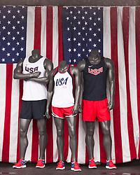 Team USA uniforms, Nike