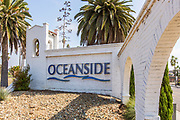 City of Oceanside Monument