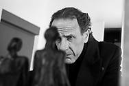 Enzo Cucchi al GAMec di Bergamo