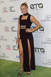 BURBANK, CA - OCTOBER 22: Actress Malin Akerman attends the 26th annual EMA Awards presented by Toyota and Lexus and hosted by the Environmental Media Association at Warner Bros. Studios on October 22, 2016 in Burbank, California. Byline, credit, TV usage, web usage or linkback must read SILVEXPHOTO.COM. Failure to byline correctly will incur double the agreed fee. Tel: +1 714 504 6870.