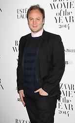 © Licensed to London News Pictures. 04/11/2014, UK. Nicholas Kirkwood, Harper's Bazaar Women of the Year Awards, Claridge's, London UK, 04 November 2014. Photo credit : Richard Goldschmidt/Piqtured/LNP