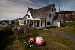 Baranov Museum, Kodiak Island, Alaska, US