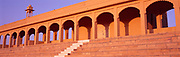 Arches at Sunset, Jaisalmer Fort, Rajasthan, India, 1996