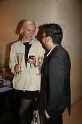 ANNALISA HOADLEY AND TARIQ SHADED, De Grisogono & Londino Car Rally  party. <br />